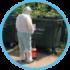 Дезинфекция мусорных баков
