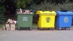 Дезинфекция контейнеров для сбора мусора
